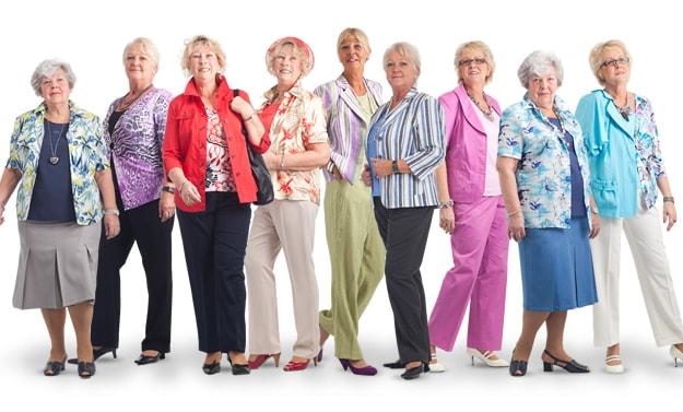 Kleding voor ouderen