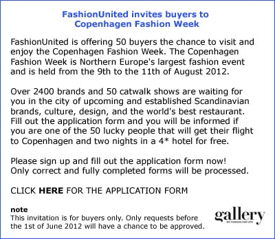 Gallery Int. Fashion Fair Cph - The Summer Edition